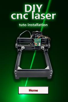 Laser engraving machine CNC poster
