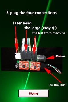 Laser engraving machine CNC screenshot 1