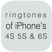 Ringtones Of iPhone 5s and 6s icon