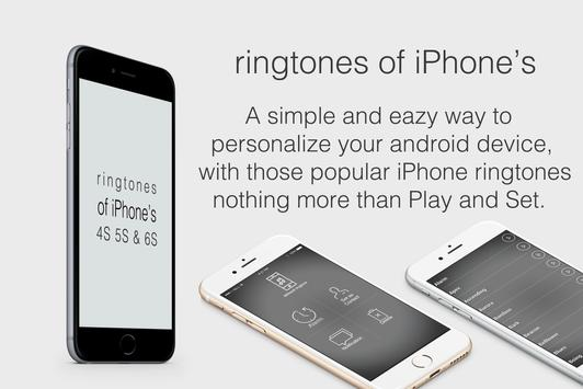Ringtones Of iPhone 5s and 6s poster