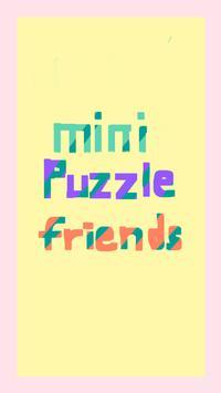 mini Puzzle Friends apk screenshot