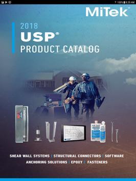 MiTek USP Product Catalog apk screenshot