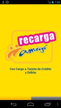 Recarga Amigo poster