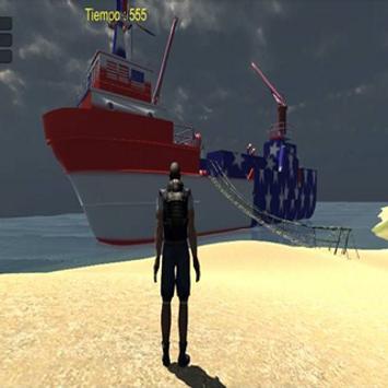 Survivor in the Island apk screenshot