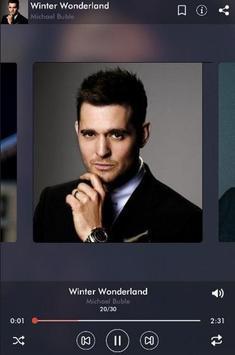 Michael Buble Songs Mp3 apk screenshot