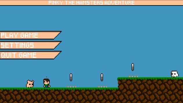 Pinky The Hamsters Adventure apk screenshot