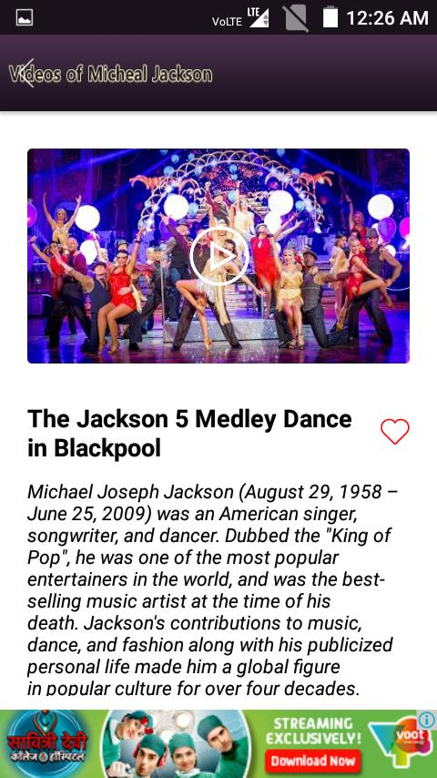 Video songs of Michael Jackson for Android - APK Download