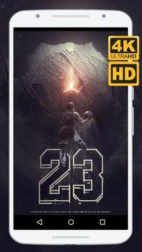 Michael Jordan Wallpapers HD 4K poster