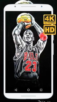 Michael Jordan Wallpapers HD 4K screenshot 1