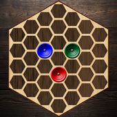 Checkers for three icon
