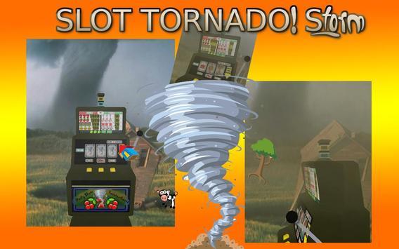 Tornado! Slots Storm FREE poster