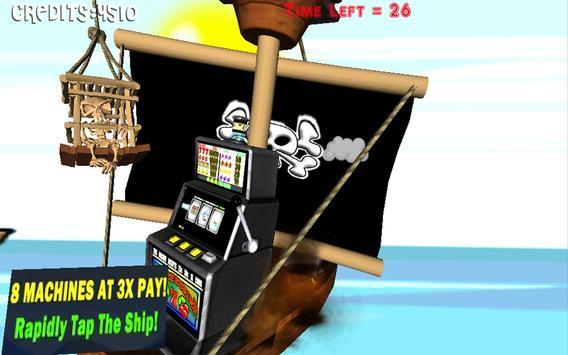 Pirate Slot Machine apk screenshot