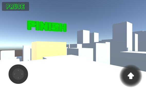 City Jumper 3D screenshot 2