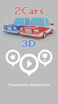 2Cars 3D poster