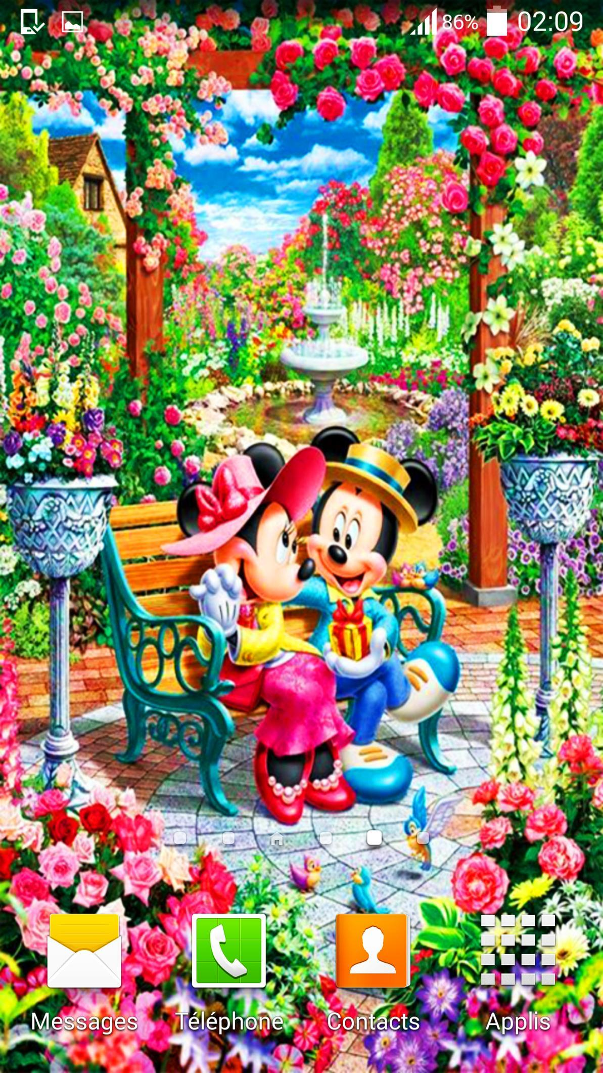 Hd Mickey Mouse Wallpapers For Fans For Android Apk Download