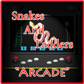 Snakes And Ladders Arcade Full icon