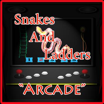 Snakes And Ladders Arcade Full poster
