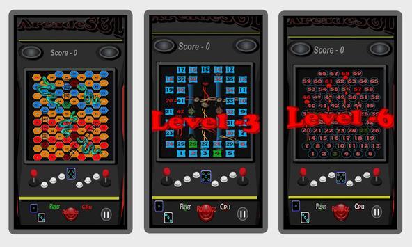 Snakes And Ladders Arcade Full apk screenshot