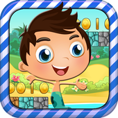 Super Bubble World Guppies Sandy Game icon