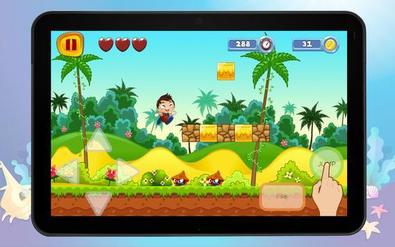 Super Bubble World Guppies Sandy Game screenshot 1