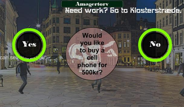 Journey Copenhagen screenshot 2