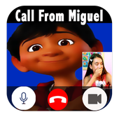 Call Miguel From Сocо prank icon