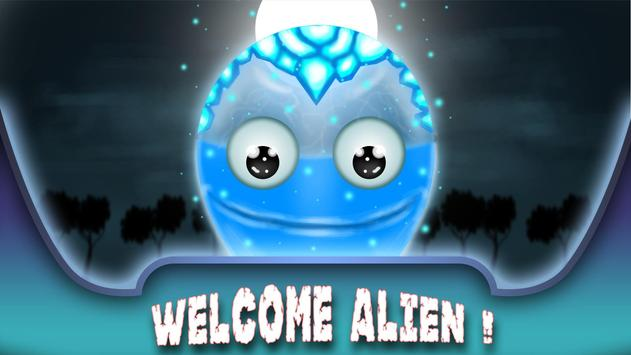 Midnight Alien poster