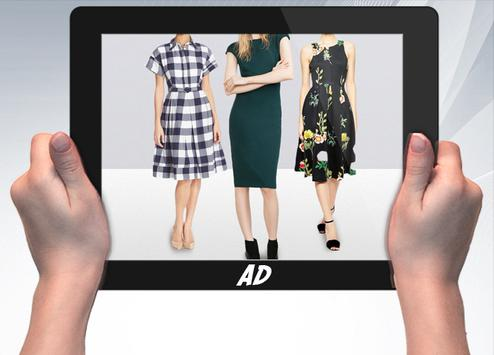 Midi Dresses Design screenshot 2