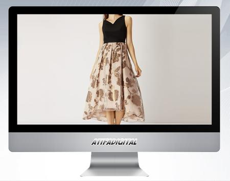 Midi Dresses Design screenshot 5