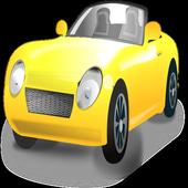 Mietwagen Vergleich icon
