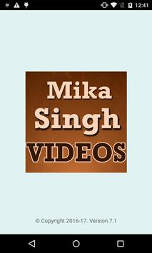 Mika Singh Video Songs poster