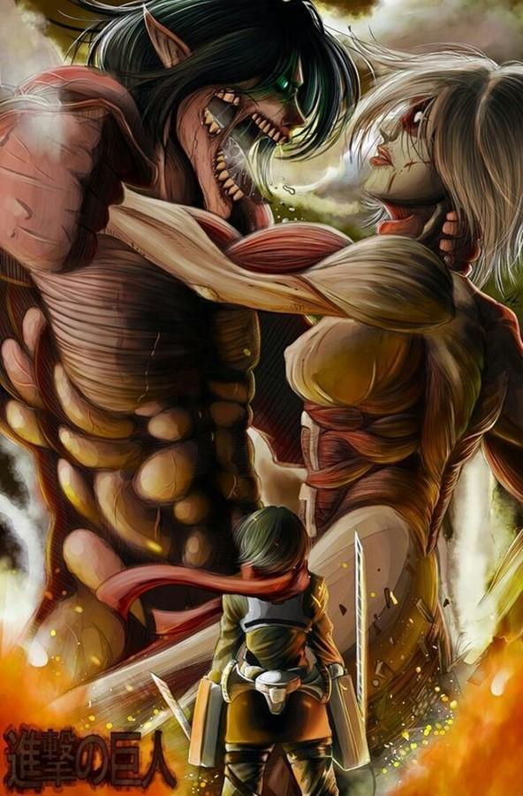 Best Mikasa Ackerman Wallpaper For Android Apk Download