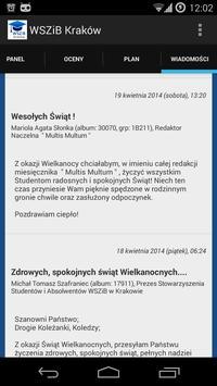 WSZiB Kraków screenshot 3
