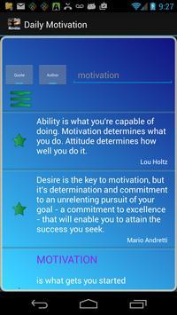 Daily Motivation screenshot 3