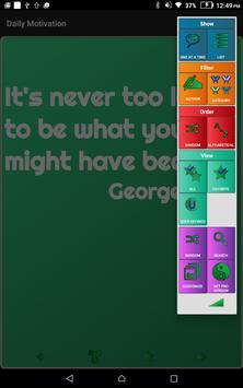 Daily Motivation screenshot 22