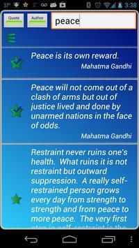 Gandhi Quotes Ekran Görüntüsü 3