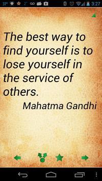 Gandhi Quotes gönderen