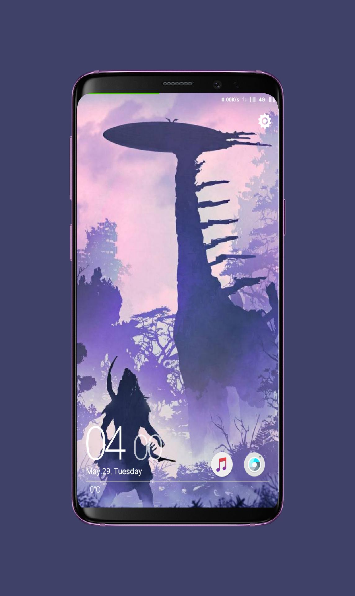 Horizon Zero Dawn Wallpapers For Android Apk Download