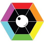 Rainbow Hex icon