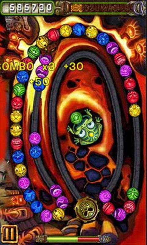 Zuma Deluxe Revenge Legend For Android Apk Download