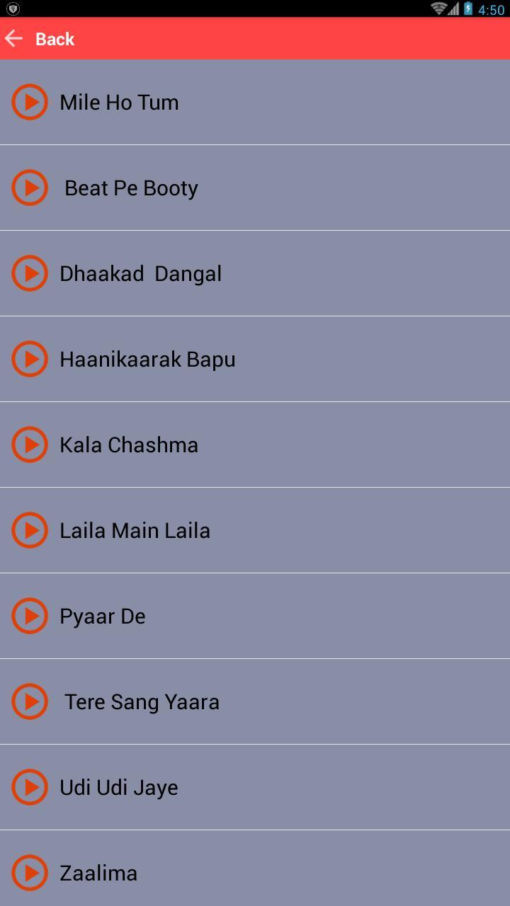 Mile Ho Tum Hamko songs lyrics for Android - APK Download