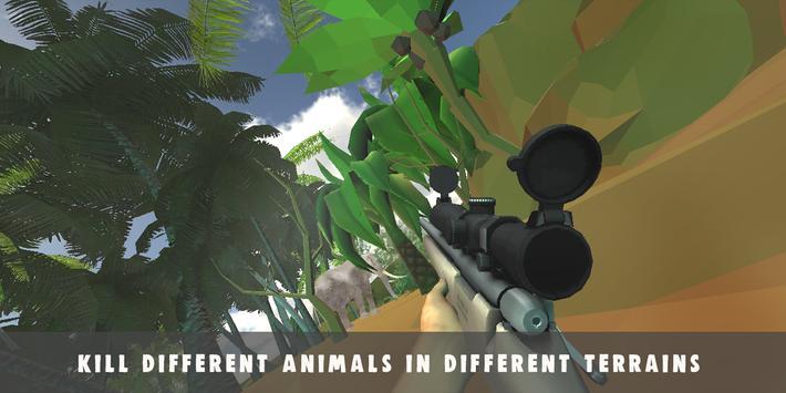 Wild Sniper Deer Hunter 2k18 screenshot 3