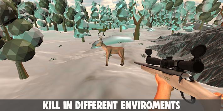 Wild Sniper Deer Hunter 2k18 screenshot 4