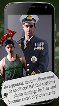 Military Photo Montage apk screenshot