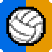 Bouncy Volleyball icon
