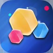 Block Puzzle Hexagon Legend icon