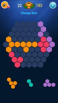 Block Puzzle Hexagon Legend poster