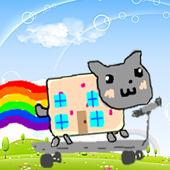 Nyan Cat Go icon
