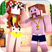 Hot Skins For Miine:Crafte icon