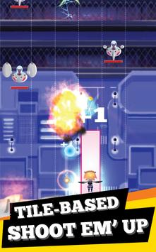 Sky People : Tile Shooter poster